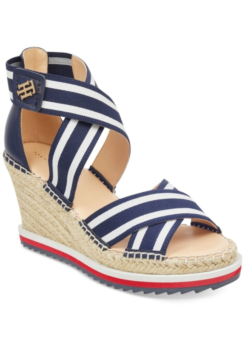 f0a352ea7f3 Yesia Espadrille Platform Wedge Sandals, Created for Macy's Women's Shoes