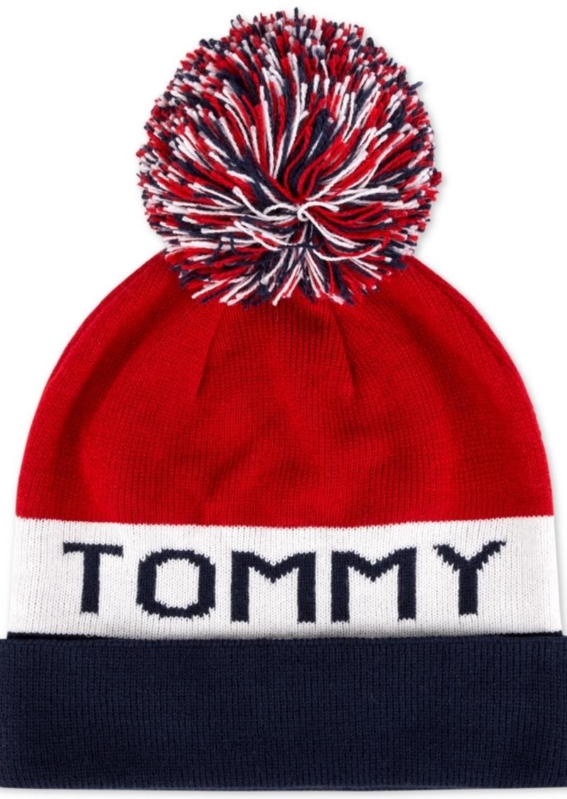 0779c2ee9e9 Tommy Hilfiger Tommy Hilifiger Men s Logo Ski Hat
