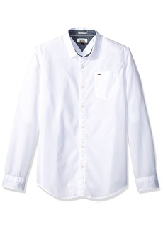 Tommy Hilfiger Tommy Jeans Men's Button Down Shirt