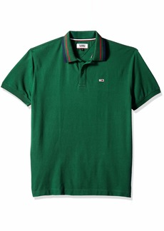 Tommy Hilfiger Tommy Jeans Men's Polo Shirt Classics Collection