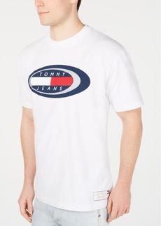 Tommy Hilfiger Tommy Hilfiger Denim Men's Handwritten Scattered Logo T Shirt Now $13.23