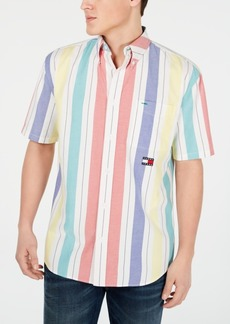 Tommy Hilfiger Tommy Jeans Men's Summer Stripe Shirt
