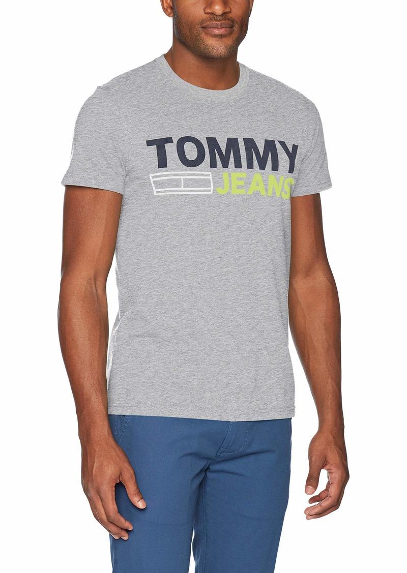 Tommy Hilfiger Mens Short Sleeve Logo T-Shirt