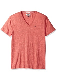 Tommy Hilfiger Tommy Jeans Men's V Neck T Shirt