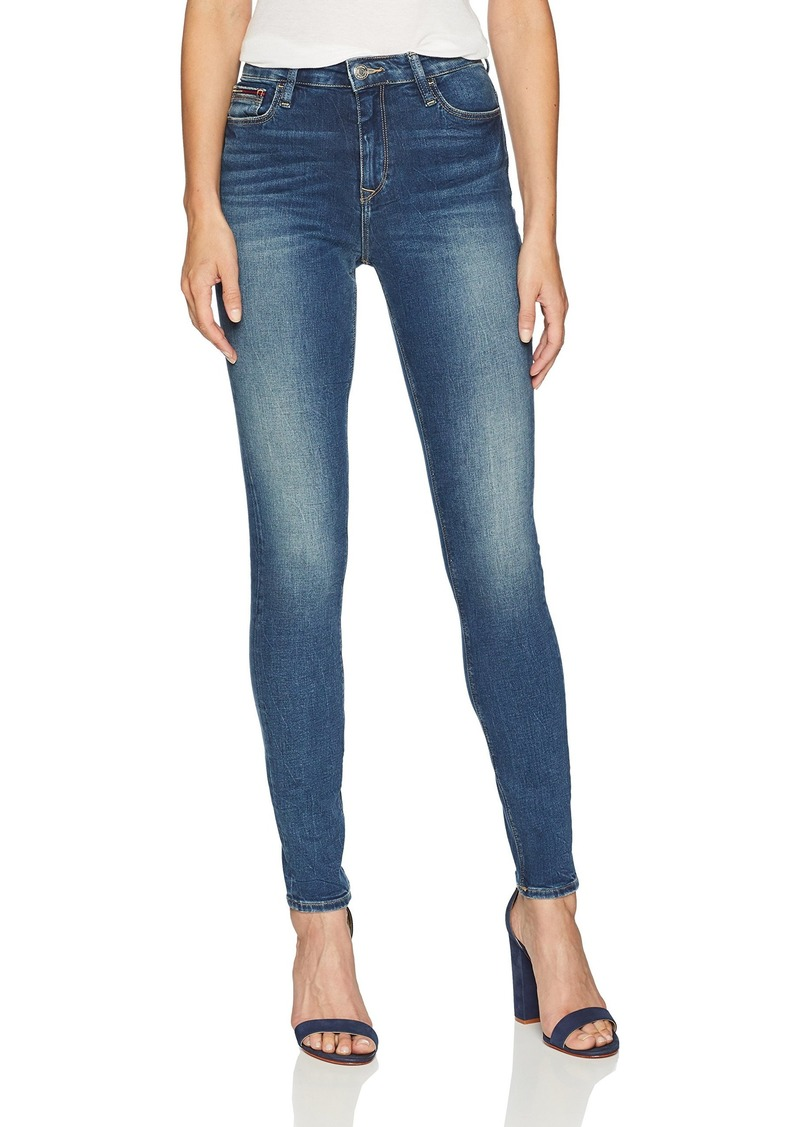 Tommy Hilfiger Tommy Jeans Women's Skinny Santana High Waist