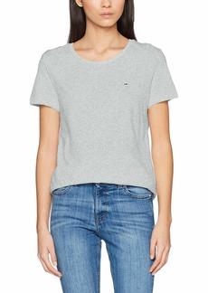 Tommy Hilfiger Women's T Shirt Original Jersey Tee