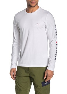 Tommy Hilfiger Tommy Logo Long Sleeve T-Shirt