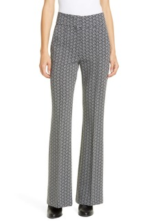 Tommy Hilfiger Tommy x Zendaya Monogram Flare Trousers (Nordstrom Exclusive)