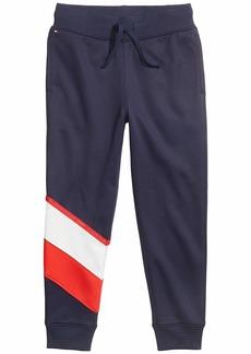 Tommy Hilfiger Track Pants with Elastic Waist (Little Kids/Big Kids)