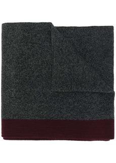 Tommy Hilfiger two-tone logo scarf