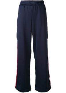 Tommy Hilfiger wide leg track pants