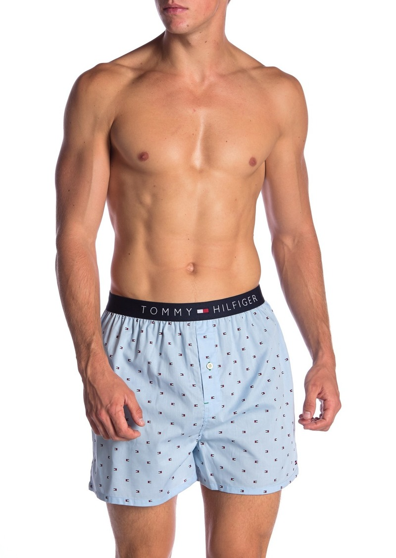 Tommy Hilfiger Cotton Woven Boxers