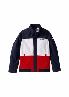 Tommy Hilfiger Yacht Jacket with Magnetic Buttons (Little Kids/Big Kids)