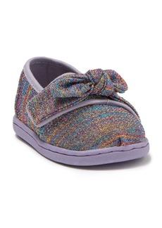Toms Alpargata Knit Slip-On Sneaker (Baby & Toddler)
