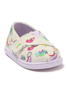 Toms Alpargata Rainbow Cloud Slip-On Sneaker (Baby & Toddler)
