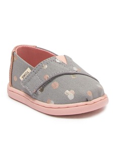 Toms Alpargata Slip-On Flat (Baby & Toddler)