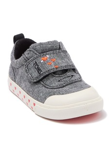 Toms Doheny Heart Print Sneaker (Baby & Toddler)