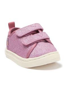Toms Glitter Sneaker (Baby & Toddler)