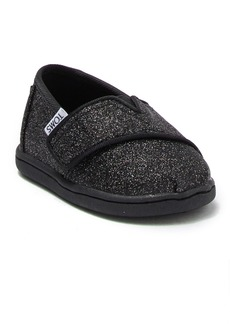 Toms Iridescent Glimmer Slip-On Flat (Baby & Toddler)