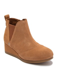 Toms Kelsey Wedge Bootie (Toddler, Little Girl, & Big Girl)