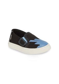 Toms Luca Slip-On Sneaker (Baby, Walker & Toddler)