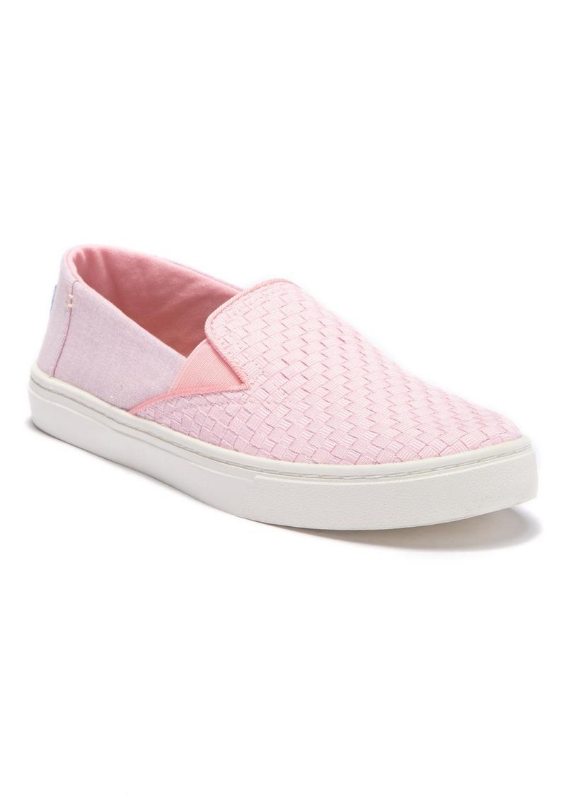 Luca Woven Slip-On Sneaker (Toddler, Little Kid & Big Kid)
