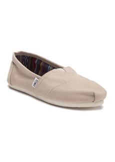 TOMS Shoes Alpargata Canvas Slip-On Sneaker
