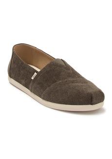 TOMS Shoes Alpargata Corduroy Slip-On Sneaker