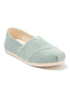 TOMS Shoes Alpargata Corduroy Sneaker