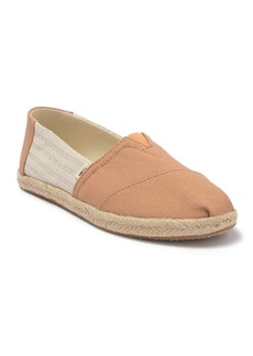 TOMS Shoes Alpargata Espadrille Slip-On Shoe