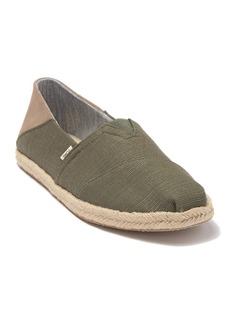 TOMS Shoes Alpargata Espadrille Slip-On Shoe