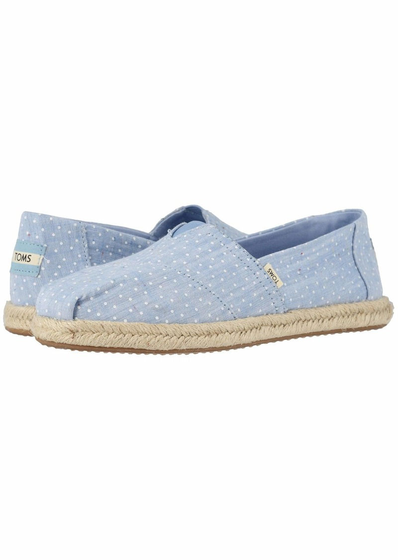 TOMS Shoes Alpargata on Rope