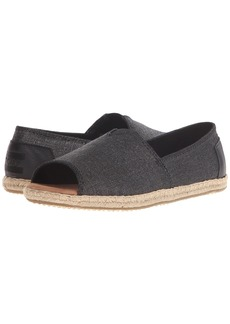 TOMS Shoes Alpargata Open Toe