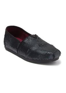 TOMS Shoes Alpargata Sequin Sneaker