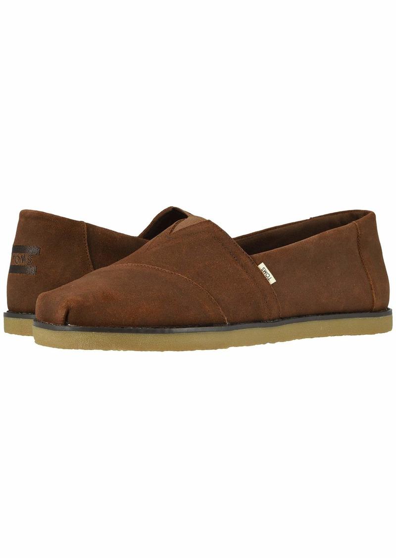 TOMS Shoes Alpargata Suede
