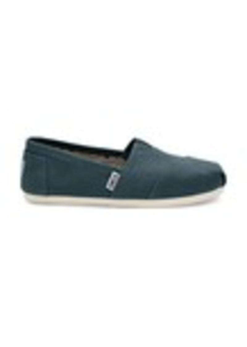 3fef936e6f9 TOMS Shoes Balsam Green Canvas Women s Classics