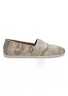 TOMS Shoes Birch Camo Women's Classics
