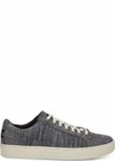 TOMS Shoes Black Chambray Mix Men's Lenox Sneakers