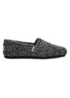 Black Sweater Knit Women's Classics