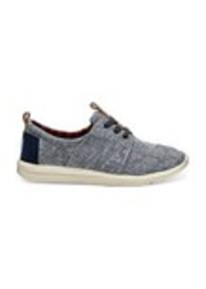 Blue Chambray Women's Del Rey Sneakers
