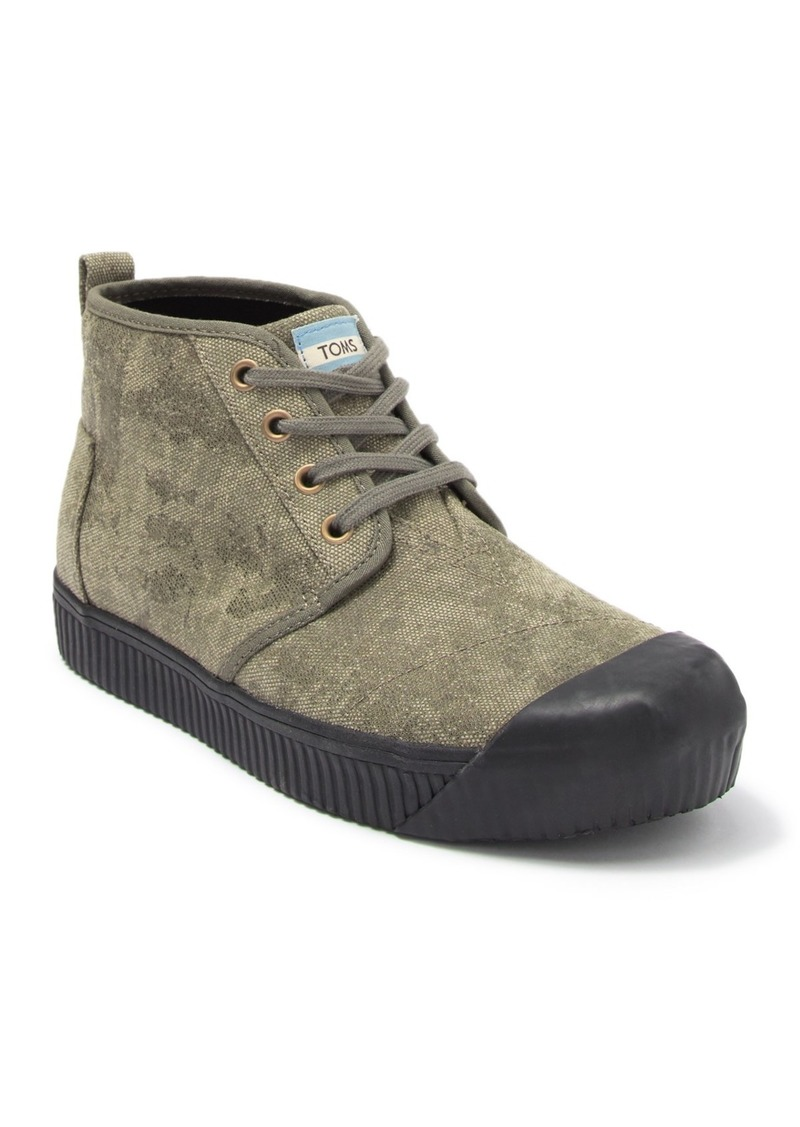 TOMS Shoes Bota Lace-Up Boot