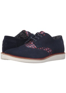 TOMS Shoes Brogue Republican Elephants