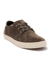 TOMS Shoes Carlo Velvet Casual Sneaker