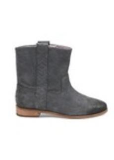 TOMS Shoes Castlerock Grey Burnished Suede Women's Laurel Boots