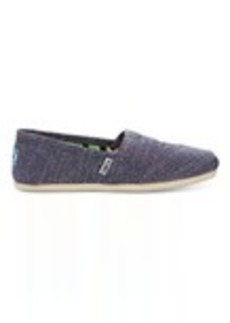 TOMS Shoes Chambray Blue Women's Classics