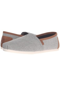 TOMS Shoes Chambray Classics
