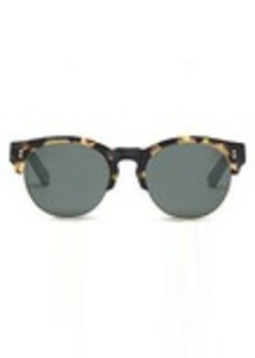 TOMS Shoes Charlie Rae Blonde Tortoise Gold