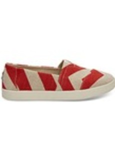 Chili Zig Zag Women's Avalon Slip Ons