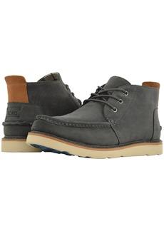 TOMS Shoes Chukka Waterproof