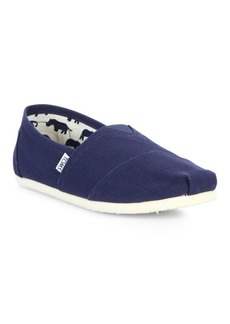 TOMS Shoes Classics Canvas Slip-Ons